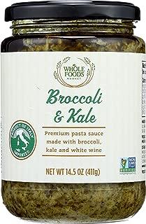 Whole Foods Market Broccoli & Kale Pasta Sauce, 14.5 oz