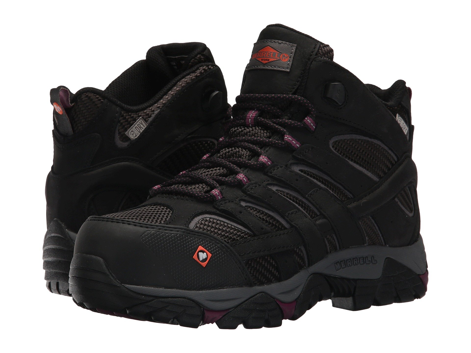 5527efa3 Women's Merrell Work Work and Safety Boots + FREE SHIPPING | Shoes