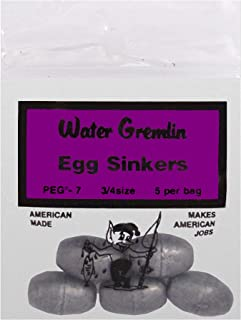 Water Gremlin Egg Sinkers Pouch