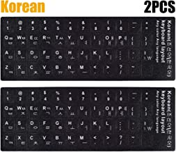 korean letters keyboard