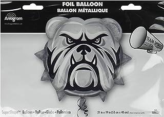 Burton & Burton Team Bulldogs Foil/Mylar Balloon