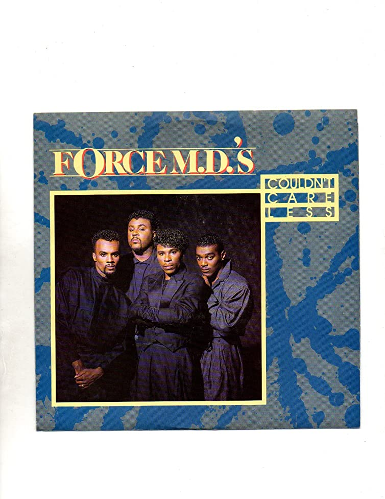 Couldn't Care Less=b/w= Force M.D.'s House of Love Medley=7