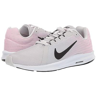 Nike Downshifter 8 (Vast Grey/Black/Pink Foam/White) Women