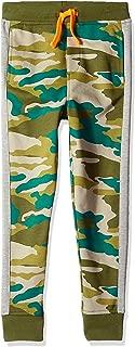 Amazon/ J. Crew Brand- LOOK by crewcuts Boys' Side Stripe Sweatpant