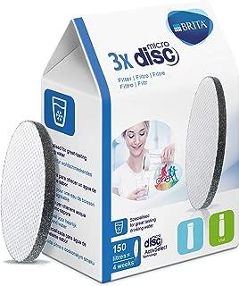 Brita 1020107.0 MicroDisc Waterfilter Cartridge, White