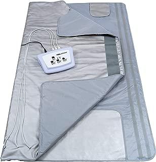 Gizmo Supply 3 Zone Infrared FIR Sauna Blanket