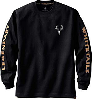 Legendary Whitetails Mens Non-Typical Long Sleeve T-Shirt