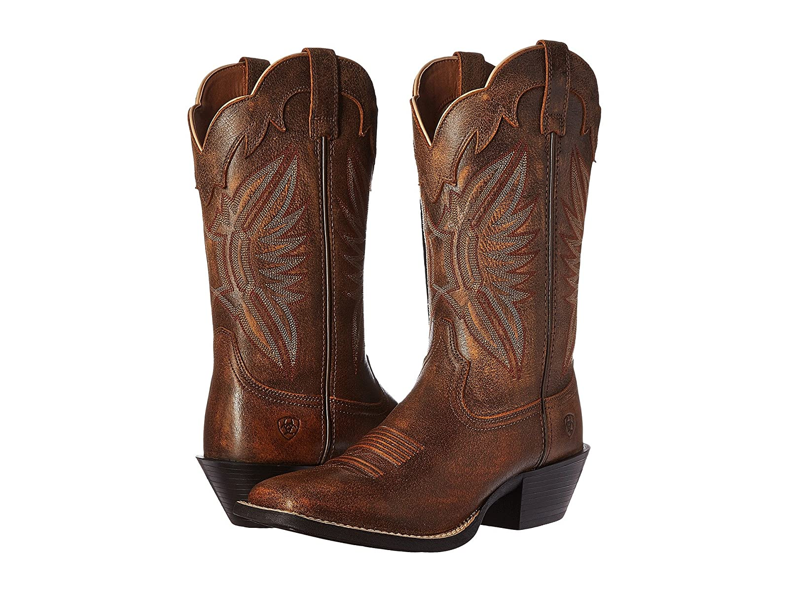 Ariat Round Up OutfitterSelling fashionable and eye-catching shoes