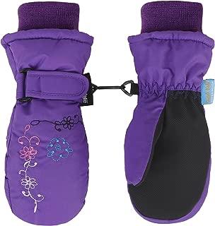 Children's Winter Thinsulate Insulated Waterproof Ski Mittens,Animal