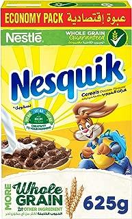 Nestle Nesquik Chocolate Breakfast Cereal Pack 625g