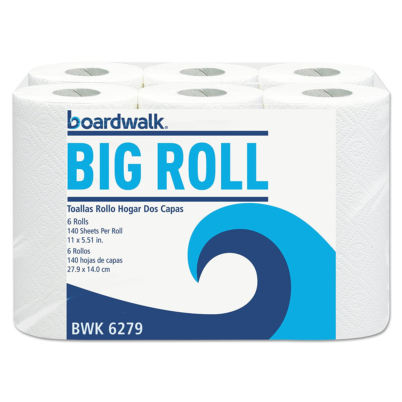 Boardwalk BWK6279CT Office 特別セール品 人気急上昇 Packs Perforated Towel 2 Rolls Paper