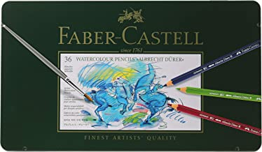 Faber-Castell Albrecht Durer Watercolour Pencils Tin of 36 (18-117536)
