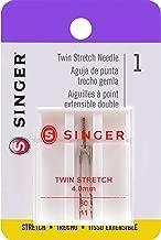 SINGER 04719 Universal Twin Stretch Sewing Machine Needle