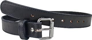 heavy duty leather gun belts