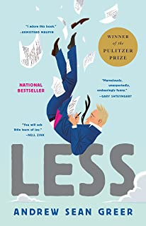 Less: Winner of the Pulitzer Prize for Fiction 2018 (English