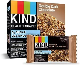 KIND Healthy Grains Bars, Double Dark Chocolate, 40 Count