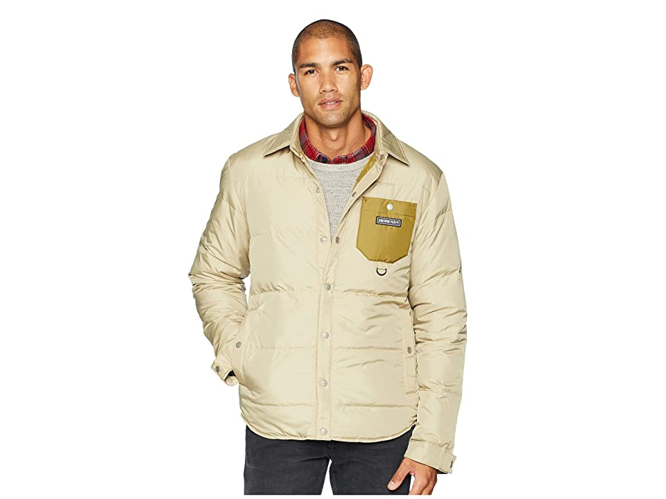 Obermeyer The Down Snowshirt (Sand Storm) Men