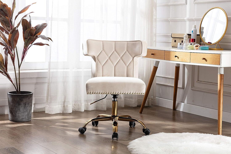 Raleigh Mall Evazory Nashville-Davidson Mall Swivel Shell Chair for Room Modern Bedroom Living Beige