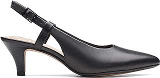 Clarks Linvale Loop, Women's Women Pumps, Black (Black Leather), 5 UK (38 EU)