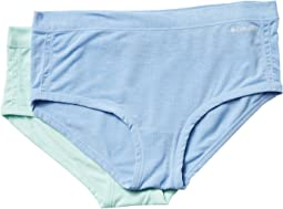 Columbia - Personal Fit Boyshorts 2-Pack