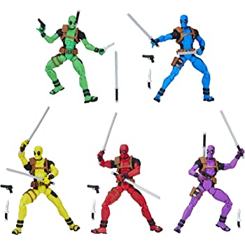 Marvel Universe The West Coast Avengers Figure 3-Pack 4 Inches Hasbro A2556