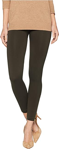 Look at Me Now Seamless Side Zip Leggings