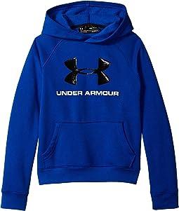 Rival UA Logo Hoodie (Big Kids)