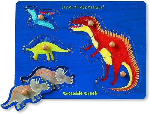 Wood Puzzle Dinosaurs