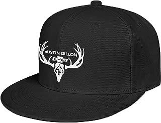 Unisex Polo Style Baseball Cap Deer Hunting Antler Nascar Austin Dillon Chevrolet 3 Trucker Distressed Dad Hat