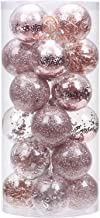 Best dusty rose christmas ornaments Reviews