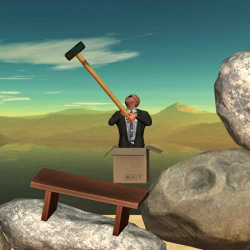 PersonBox: Getting over it on android