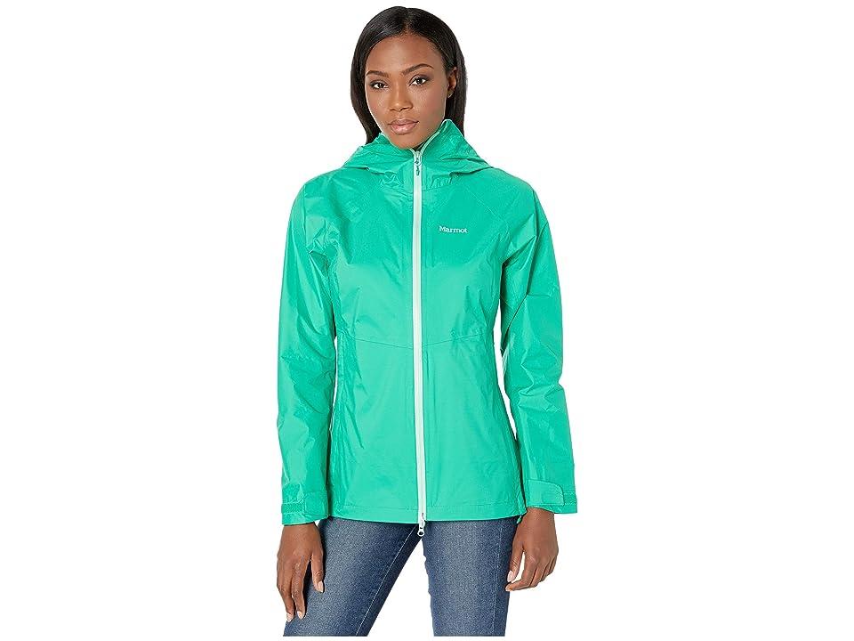Marmot PreCip(r) Stretch Jacket (Turf Green) Women