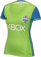 MLS New York City FC David Villa #7 Women's Replica Short Sleeve Player Jersey