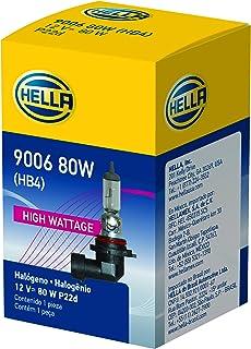 HELLA 9006 80W High Wattage Bulb, 12V
