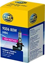 HELLA 9006 12V 80W HB4 Halogen High Wattage Bulb - Off Road Use