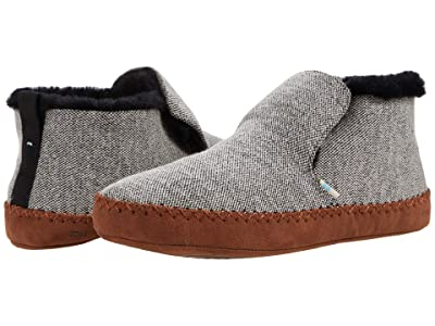 TOMS Nahla (Black Repreve Soft Heather Knit) Women