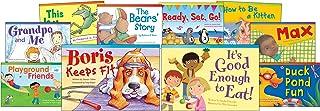 Teacher Created Materials 30078 Literary Text Grade 1 Math, 10-Book Set, Grade (Fiction Readers)