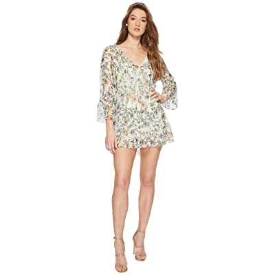 The Jetset Diaries Posy Mini Dress (Post Floral) Women