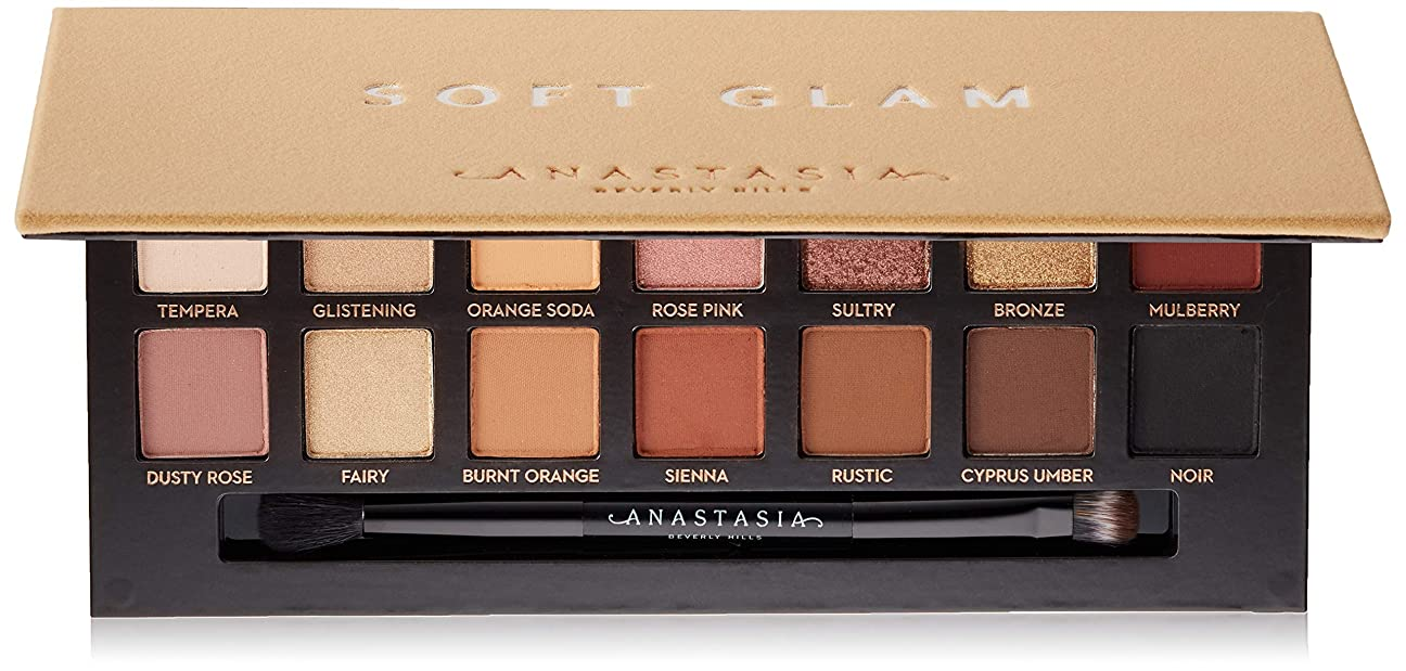 神音節アドバンテージANASTASIA BEVERLY HILLS Soft Glam Eyeshadow Palette