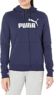 PUMA Women's Essential Logo Hooded Jacket