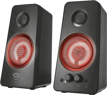 Trust Gaming GXT 608 Set di Altoparlanti con Gradevole Illuminazione LED, PC - Confronta prezzi