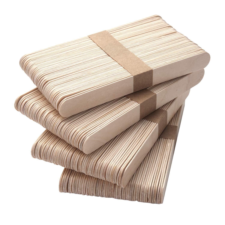 ONUPGO 200 Large Special sale item Wide Wax Sticks Waxing Wood H Body trend rank Jumbo