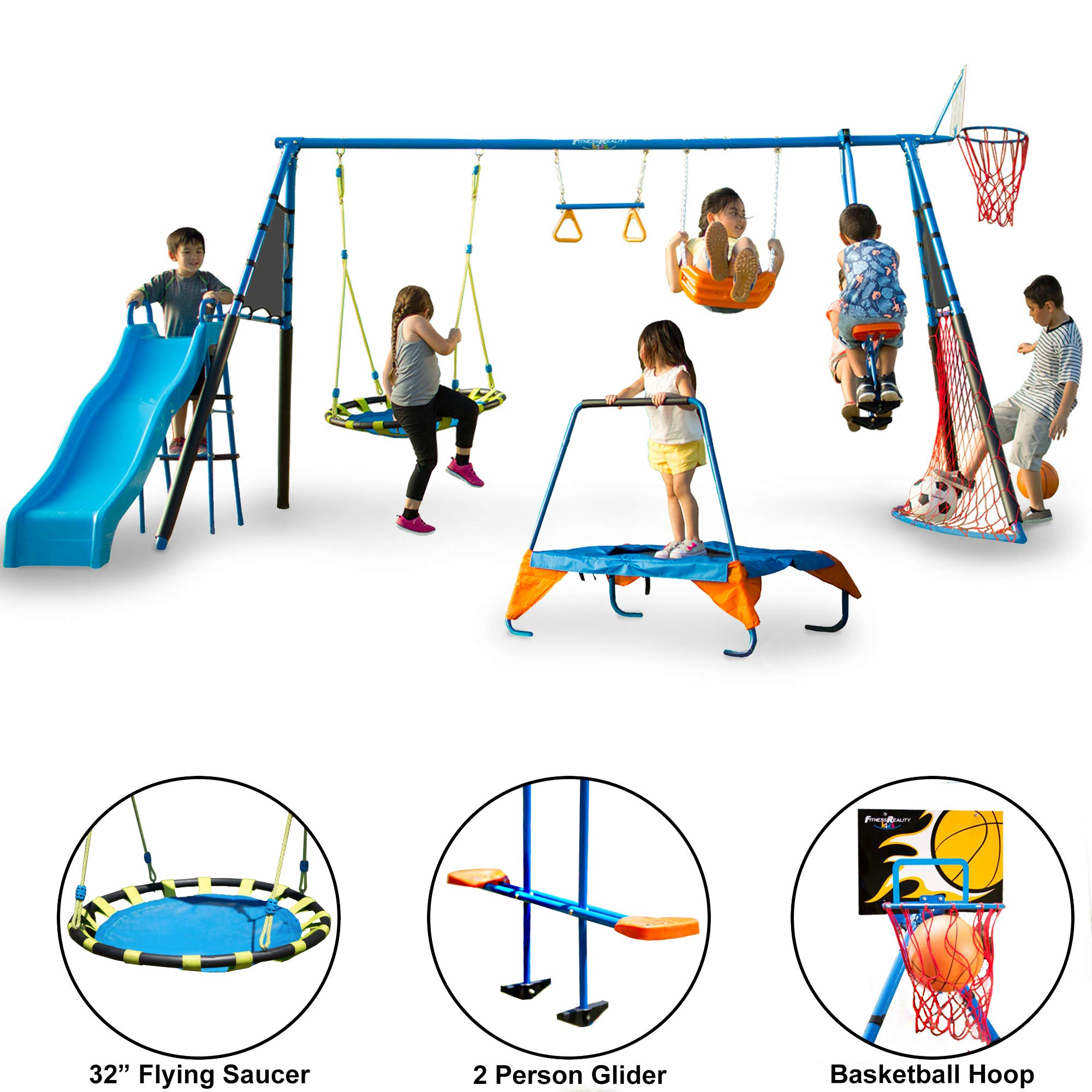 FITNESS REALITY KIDS Ultimate Station