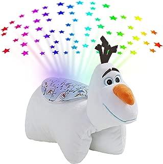 Pillow Pets Disney Frozen II Olaf Snowman Sleeptime Lite - Stuffed Animal Plush Nightlight
