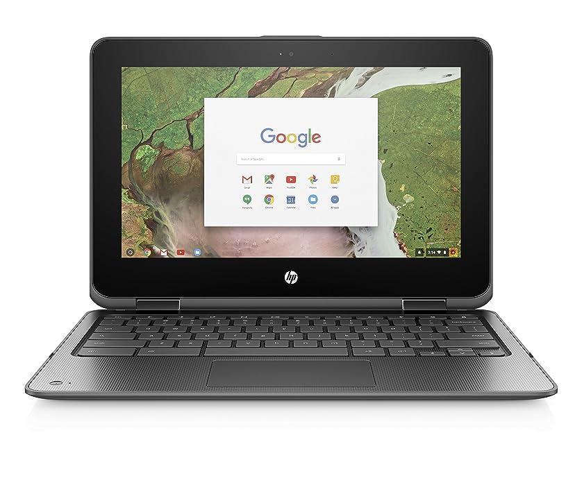 HP 11-ae010nr Chromebook 4GB RAM, 16GB eMMC with Chrome OS lybfxefot