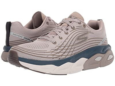 SKECHERS Max Cushion 54440 (Natural/Navy) Men