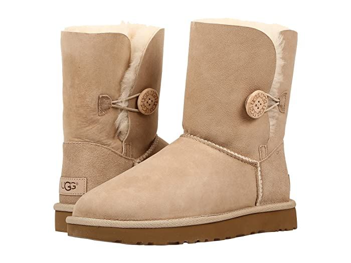 UGG  Bailey Button II (Sand) Womens Boots