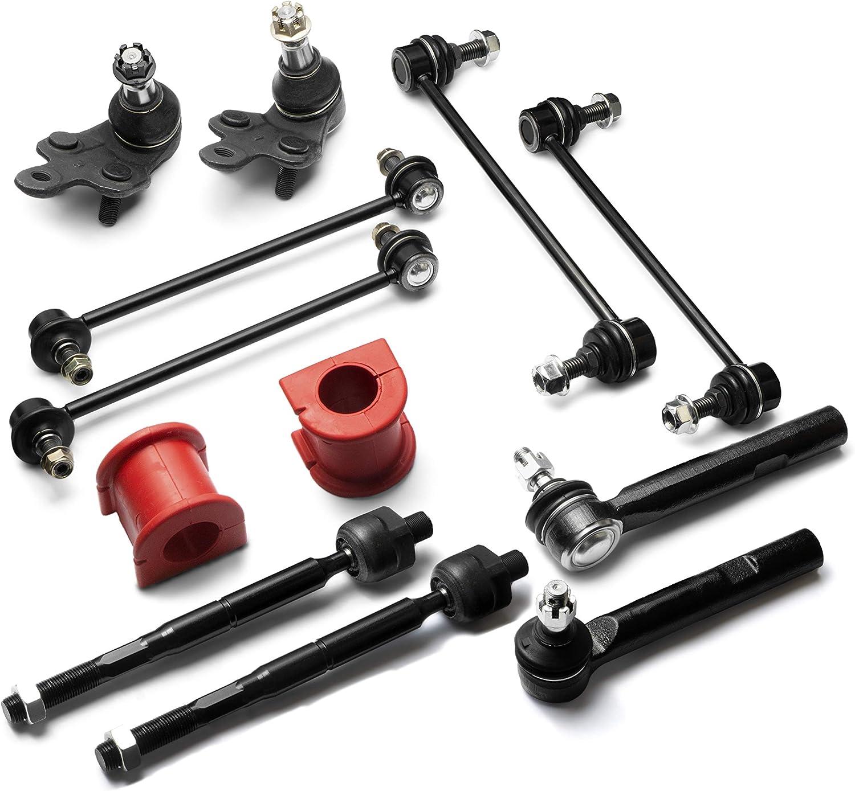 大人気 12PC Suspension Kit for Lexus ES RX330 メーカー直売 RX350 Toyota Highlander