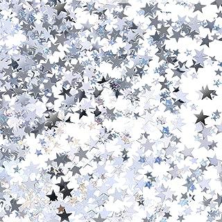 table glitter confetti