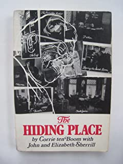 Corrie ten Boom's The hiding place (Spire Christian comics)